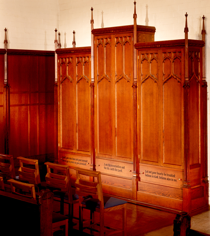 Church And Synagogue Furniture And Religious Art