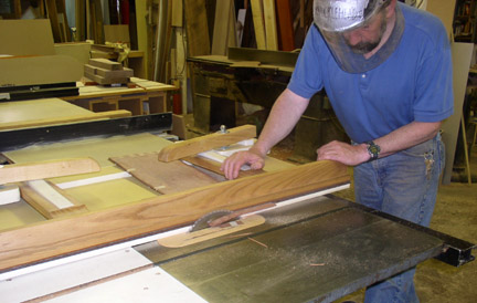 Table Saws And The Mvt